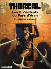 Thorgal -3d05- Les 3 Vieillards du Pays d'Aran