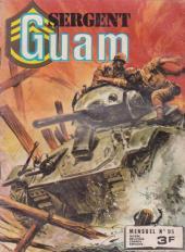 Sergent Guam -95- Les fatigues de la guerre