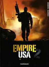 Empire USA -8- Saison 2 - Tome 2