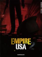 Empire USA -7- Saison 2 - Tome 1