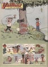 Vaillant (le journal le plus captivant) -731- Vaillant