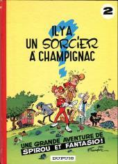 Spirou et Fantasio -2d74- Il y a un sorcier à Champignac