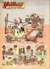 Vaillant (le journal le plus captivant) -733- Vaillant