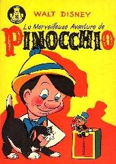 Votre série Mickey (2e série) - Albums Filmés ODEJ -REC- Pinnocchio / Mickey et la clé perdue