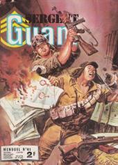 Sergent Guam -41- La patrouille des boîteux
