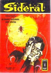 Sidéral (2e série) -REC11- Recueil N°21 et N°22