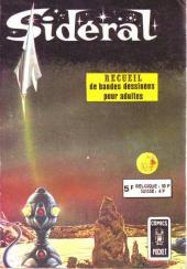 Sidéral (2e série) -REC17- Recueil N°33 et N°34