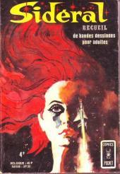 Sidéral (2e série) -REC12- Recueil N°23 et N°24