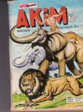 Akim (1re série) -386- Le piège de feu