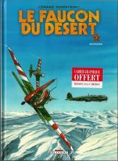 Le faucon du désert -3- Bergün