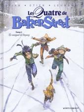 Les quatre de Baker Street -3- Le rossignol de Stepney