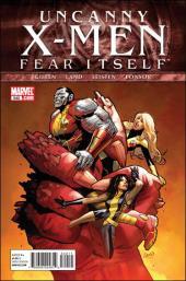 Uncanny X-Men (The) (1963) -542- Fear itself part 3