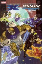 Ultimate X-Men/Fantastic Four (2006) - Ultimate X-Men/Fantastic Four