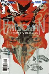 Batwoman (2011) -1- Hydrology part 1 : leaching