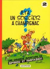 Spirou et Fantasio -2e80- Il y a un sorcier à Champignac
