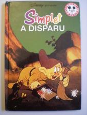 Mickey club du livre -234'- Simplet a disparu