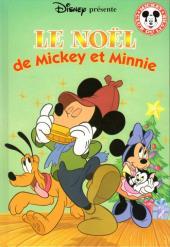 Mickey club du livre -153- Le noël de Mickey et Minnie