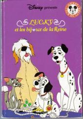 Mickey club du livre -129- Lucky et les bijoux de la reine