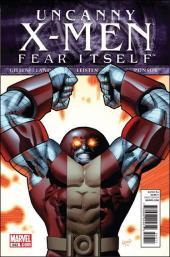 Uncanny X-Men (The) (1963) -543- Fear itself part 3