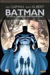 Batman (DC Icons) -11- Qu'est-il arrivé au chevalier noir ?
