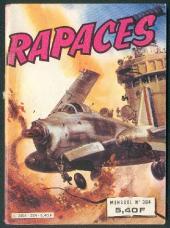 Rapaces (Impéria) -394- Bataille aérienne - Le conciliabule - Le renard et la mouette