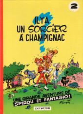 Spirou et Fantasio -2e84- Il y a un sorcier à Champignac
