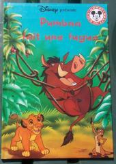 Mickey club du livre -198- Pumbaa fait une fugue