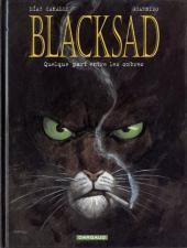 Blacksad -1d- Quelque part entre les ombres