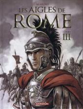 Les aigles de Rome -3- Livre III