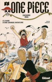 One Piece -1- À l'aube d'une grande aventure