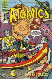 Atomics (The) -4A- Numéro 4A