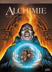 Alchimie -2- Le dernier roi maudit