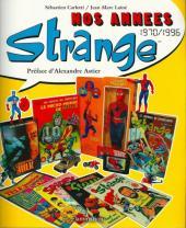 (DOC) Études et essais divers - Nos années Strange 1970/1996
