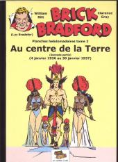 Luc Bradefer - Brick Bradford -PH02- Brick Bradford - planches hebdomadaires tome 2