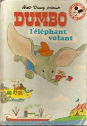 Mickey club du livre -102- Dumbo l'éléphant volant