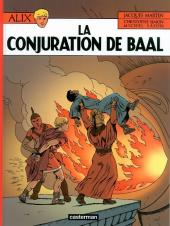 Alix -30- La conjuration de Baal