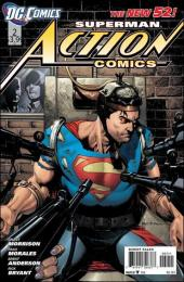 Action Comics (2011) -2- In chains