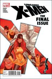 Uncanny X-Men (The) (1963) -544- The final issue
