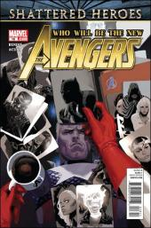 Avengers (The) (2010) -18- Who will be the new Avengers ?