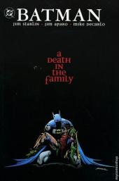 Batman (1940) -INT- A death in the Familiy