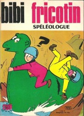 Bibi Fricotin (2e Série - SPE) (Après-Guerre) -61a67- Bibi Fricotin spéléologue