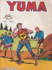 Yuma (1re série) -221- Échec au tropical corps !