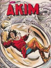 Akim (1re série) -516- Guet-apens au Cratère Vert