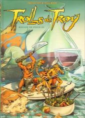 Trolls de Troy -15- Boules de poils (I)