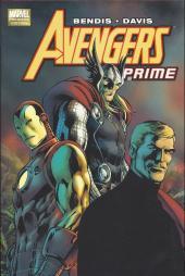 Avengers Prime (2010) -INTHC- Avengers Prime