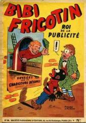 Bibi Fricotin (2e Série - SPE) (Après-Guerre) -18- Bibi Fricotin roi de la publicité