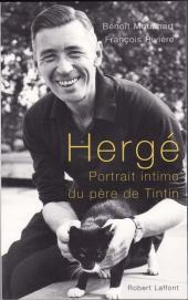 (AUT) Hergé -83- Hergé portrait intime du père de Tintin