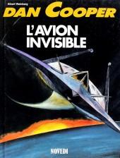 Dan Cooper (Les aventures de) -36- L'avion invisible