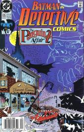 Detective Comics (1937) -615- Detective comics : batman