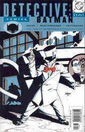 Detective Comics (1937) -760- Detective comics : batman